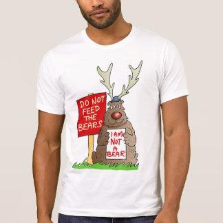 Füttern Sie nicht den Bärn-T - Shirt