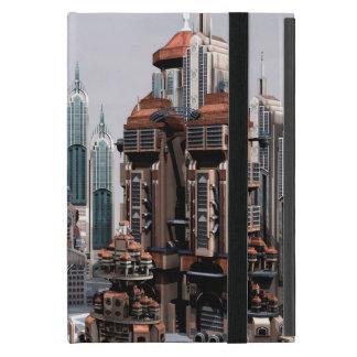 Futuristische Stadt Schutzhülle Fürs iPad Mini