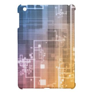 Futuristische Technologie als folgende iPad Mini Hülle