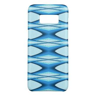 Futuristischer blauer Bogen Case-Mate Samsung Galaxy S8 Hülle