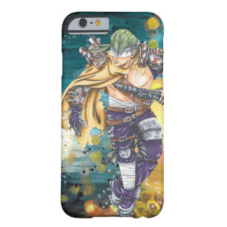 Futuristischer Science Fiction-Soldat iPhone Fall Barely There iPhone 6 Hülle