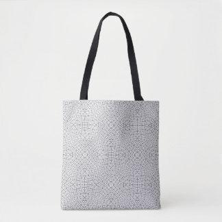 Futuristisches Netz Tasche