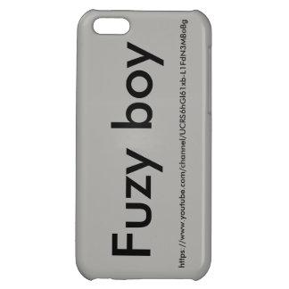 Fuzy Jungen-Telefonkasten iPhone 5C Hülle