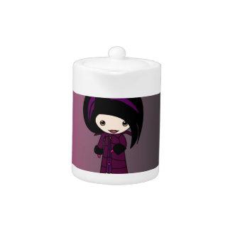 Fynn Li teapot/tea pot small