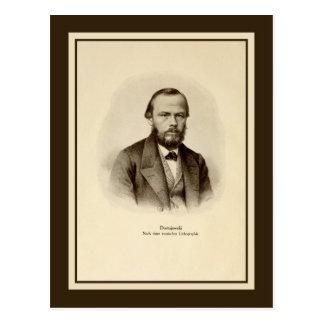 Fyodor Mikhailovich Dostoyevsky Postkarte