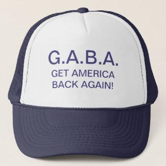 G.A.B.A. Die Kappe des Fernlastfahrers