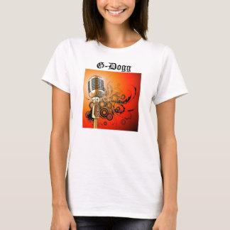 """G-Dogg """"Goldmic-T-Stück """" T-Shirt"""