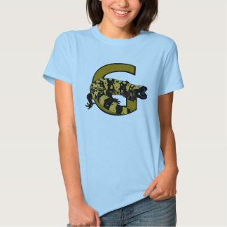 G ist für Gila-Krustenechse! (nur helle Farben) Shirts