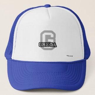G ist für Greta Truckerkappe