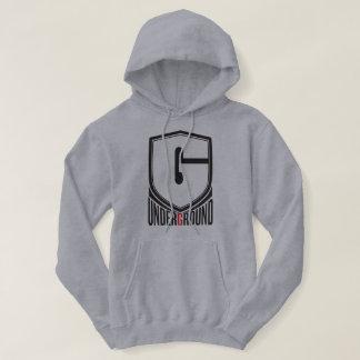G ist Untergrund Hoodie