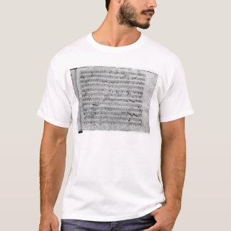 G-Major für Violine, Cembalo und Violoncello T-Shirt