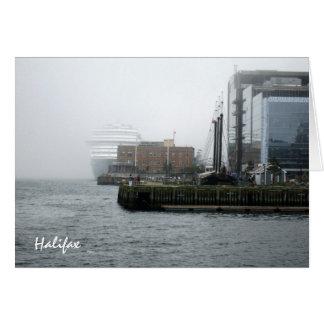 g/nc Artisanware Reise Halifax Karte