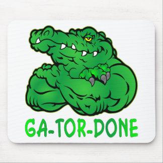 GA-Felsen-Getaner Alligator Mousepad