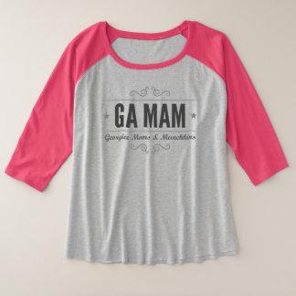 GA MAM plus Größeraglan-T - Shirt