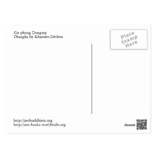 GA-phong Dongma [Postkarte] Postkarten