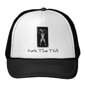 Gabeln die TSA Retrokultmützen