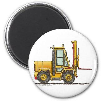 Gabelstapler-Bau-Magneten Runder Magnet 5,1 Cm