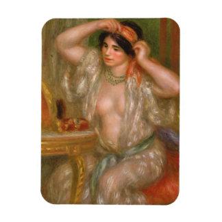 Gabrielle am Spiegel Magnet