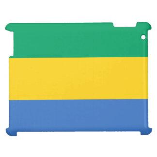 Gabun-Flagge iPad Hüllen