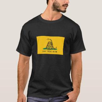 Gadsden-Flaggen-T - Shirt
