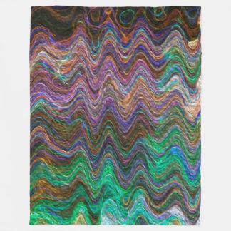 Gaea Fleece-Decke entworfen durch Künstler CL Fleecedecke