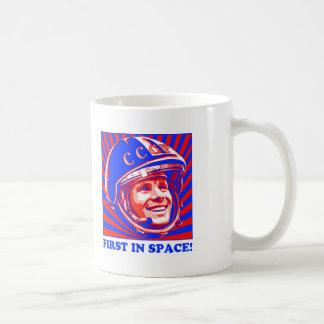 Gagarin ЮрийГагарин Tee Tasse