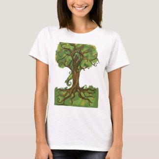 Gaia-Behälter T-Shirt