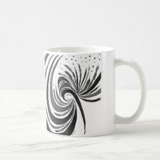 Gaity - abstrakter Entwurf von den Watercolors Kaffeetasse