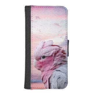 Galah Cockatoo Geldbeutel Hülle Für Das iPhone SE/5/5s