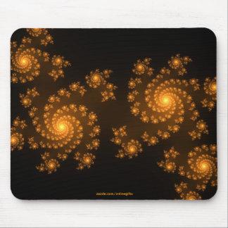 Galaktische Fraktal Mandelbrot Designer-Kunst Mousepad