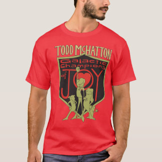 Galaktische Meister des Freude-T - Shirt