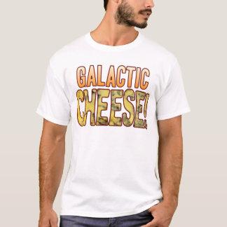 Galaktischer Blauschimmelkäse T-Shirt