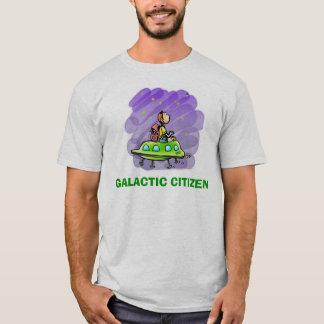 Galaktischer Bürger T-Shirt