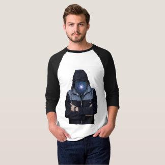 Galaktischer Haltungs-Shirt-Entwurf T-Shirt