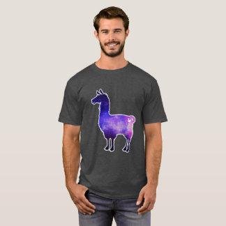 Galaktischer Lama-T - Shirt
