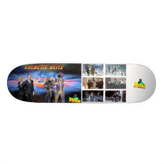 """""""Galaktischer Überraschungsangriff-"""" Skateboard"""
