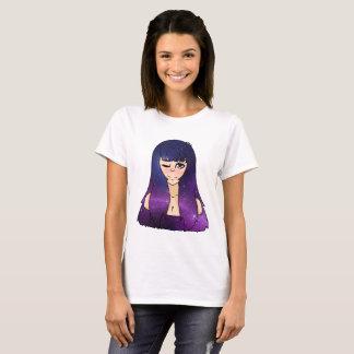 Galaktisches Mädchen T-Shirt