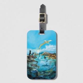 Galapagos-Tier-Gepäckanhänger Gepäckanhänger