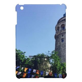Galata Turm inspiriert iPad Mini Hülle