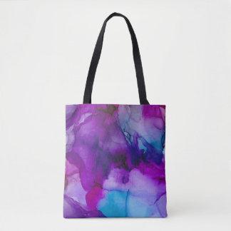 Galaxie-abstrakte Tasche