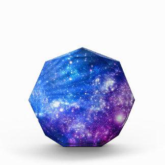 Galaxie Acryl Auszeichnung
