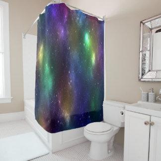 Galaxie-Dusche Curtin Duschvorhang