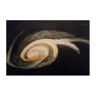 Galaxie fängt an acryldruck
