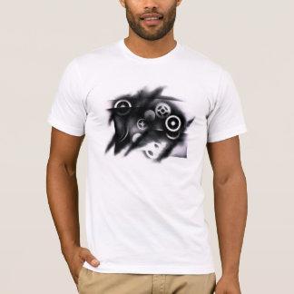 Galaxie-Gänge T-Shirt