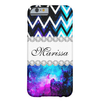 Galaxie-Glitter-Sparren-Case-Mate iPhone 6/6s Fall Barely There iPhone 6 Hülle