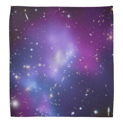 Galaxie-Gruppe MAC J0717 Kopftücher