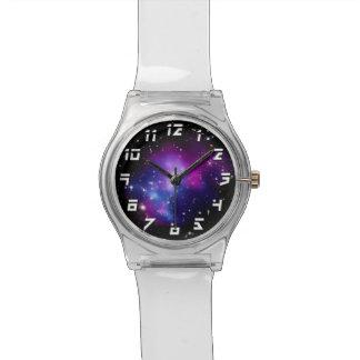 Galaxie-Gruppe MACS J0717 Weltraum-Foto Armbanduhr
