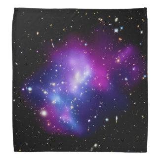 Galaxie-Gruppe MACS J0717 Weltraum-Foto Halstuch