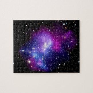 Galaxie-Gruppe MACS J0717 Weltraum-Foto Puzzle