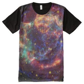 Galaxie hat den T - Shirt der Raum-Nerdy Männer -